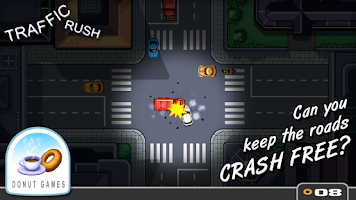 Screenshot of Traffic Rush