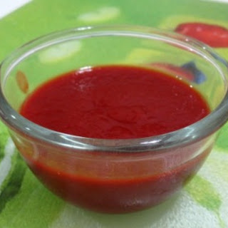 Low Carb Sugar-free Ketchup (South Beach Phase 1 Recipe)