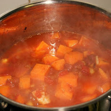 Sweet Potato Chili (Crock Pot)