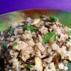 Nutty Rice and Grain Mix