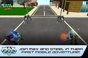 Screenshot of Max Steel