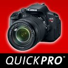 Guide to Canon Rebel T4i icon