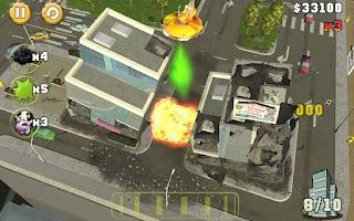 Screenshot of Demolition Inc. THD