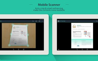 Screenshot of CamScanner HD - Scanner, Fax