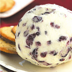 Cranberry & Blue Cheese Ball