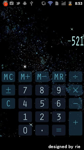 Stardust★Number Calc
