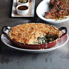 Craftsteak Spinach Gratin