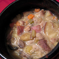 Bavarian Pork Tenderloin Stew
