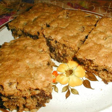 Oatmeal Raisin Chocolate Chip Bars