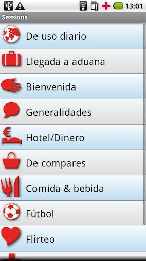 iSayHello Spanish - English US