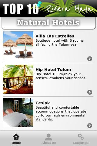 Natural Hotels Riviera Maya