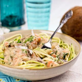 Coconut Shrimp Pasta Recipes
