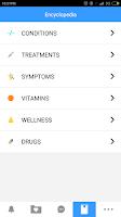 Screenshot of MedWhat