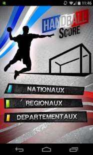 Handball Score - screenshot