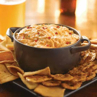 Buffalo Wings in Dip Form