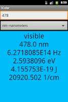 Screenshot of lColor