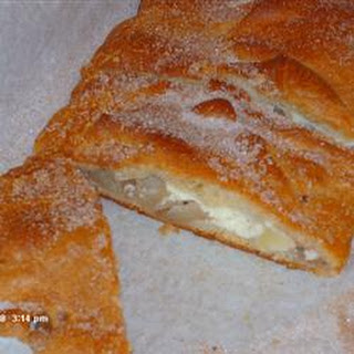 Crescent Pastry Puff