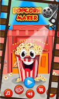 Screenshot of Popcorn Maker - Cooking Game