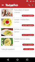 Screenshot of Recipes Mania
