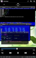 Screenshot of ☆ AirTerm (floating terminal)