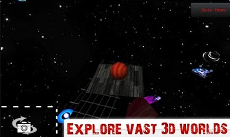 Screenshot of 3D Marbles: Fun Game