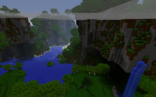 Screenshot of Seeds for Minecraft