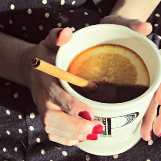 Orange Ginger Toddy