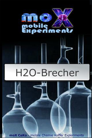 moX Sauerstoff und Wasserstoff