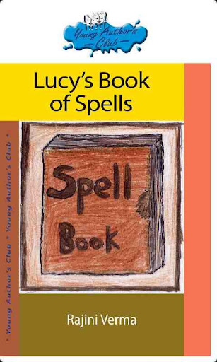 E-book - Lucy's Book of Spells