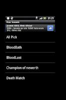 Screenshot of Hon Sounds (Heroes of Newerth)