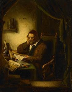 RIJKS: George Gillis Haanen: painting 1833