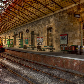 Pickering Station by Des King - Buildings & Architecture Other Interior ( railways, architecture, Urban, City, Lifestyle )