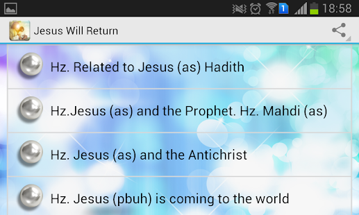 Jesus will Return - screenshot