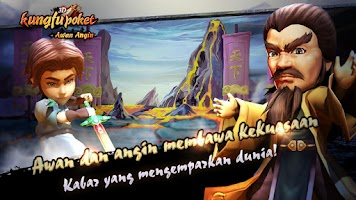 Screenshot of Kung fu Poket