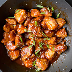 Sweet and Sour Chicken (Paleo, Gluten Free)