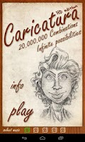 Screenshot of Caricatura