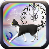 Free Download Cute BL&&WH Cat-Live Wallpaper APK for Samsung