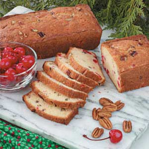 Cherry+nut+bread+with+buttermilk Recipes | Yummly