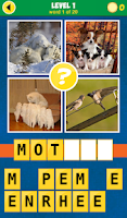 Screenshot of 4 Pics 1 Word: Revolution