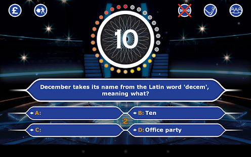 who wants to be a millionaire apk 2.04