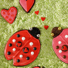 Lovebug Cookies
