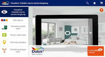 Screenshot of Dulux Visualizer ID