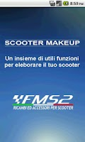 Screenshot of SCOOTER MAKEUP MOTO