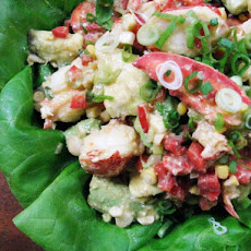 Sunday Brunch: Lobster Salad