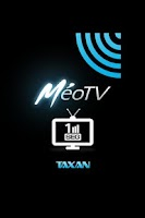 Screenshot of MeoTV