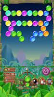 Screenshot of Bubble shooter animal