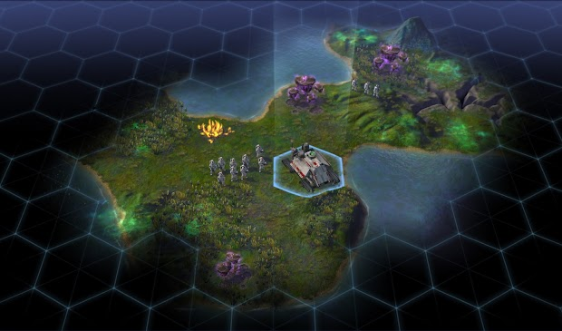 Firaxis reveals Alpha Centauri spiritual successor Civilization: Beyond Earth
