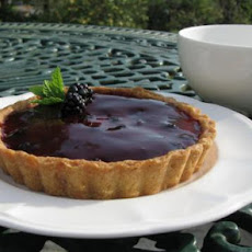 Quark and Blackberry Tarts