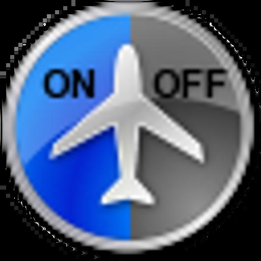 飛機開/關小工具 工具 App LOGO-APP試玩