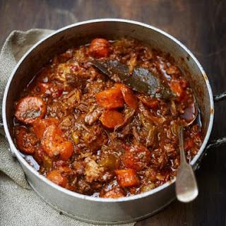 Leek Vegetable Stew Recipes